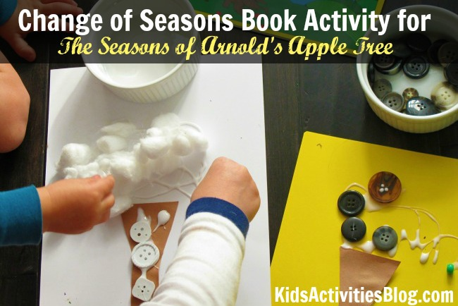 The Seasons of Arnold's Apple Tree {Change of Seasons Book ...