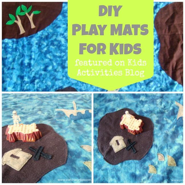 DIY play mats