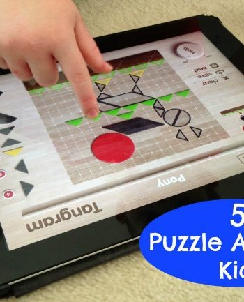 Best Apps for Kids: Puzzle App {Top 5}