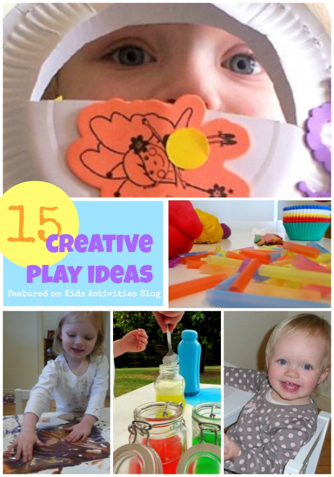 creative play ideas for kids