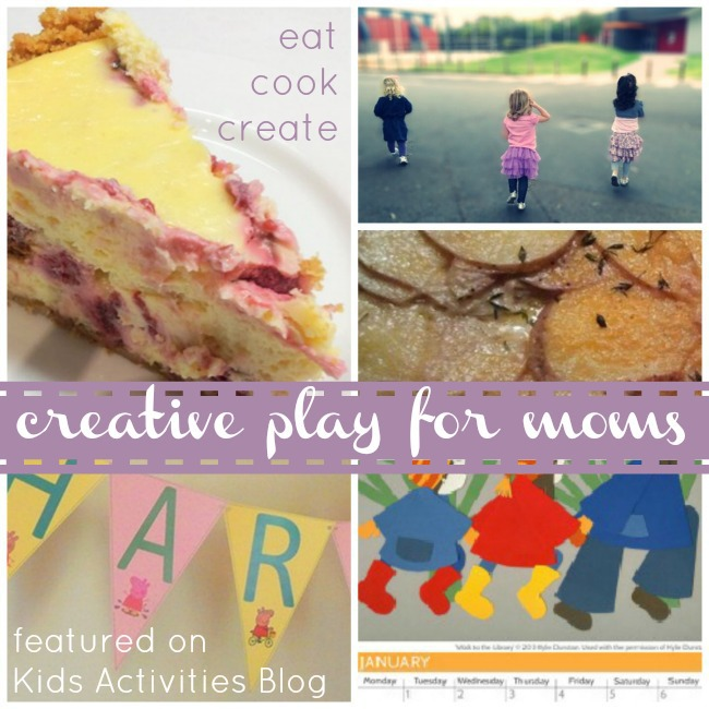 creative play ideas for moms