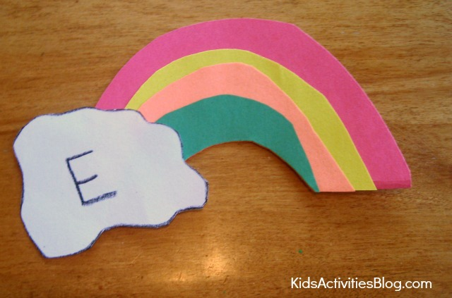Early Reading Activities: Letter Case Reading Game for Kids