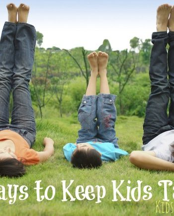 keep kids talking
