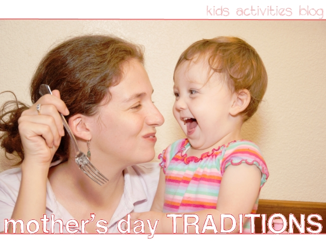Our Mothers Day {Start a Tradition} - Kids Activities Blog