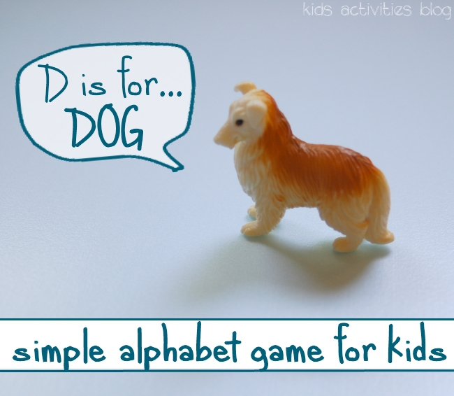 simple abc game for preschoolers