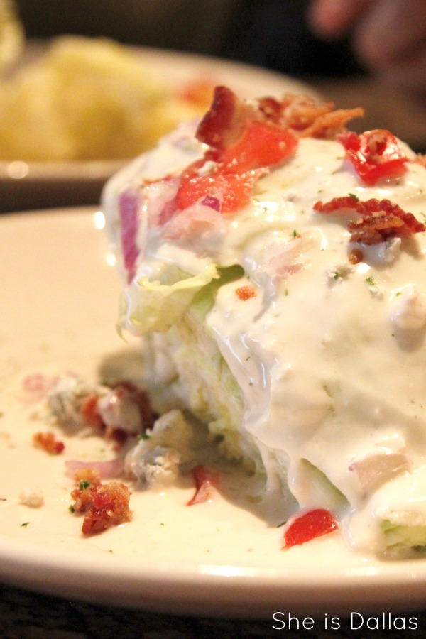 BJ Wedge Salad