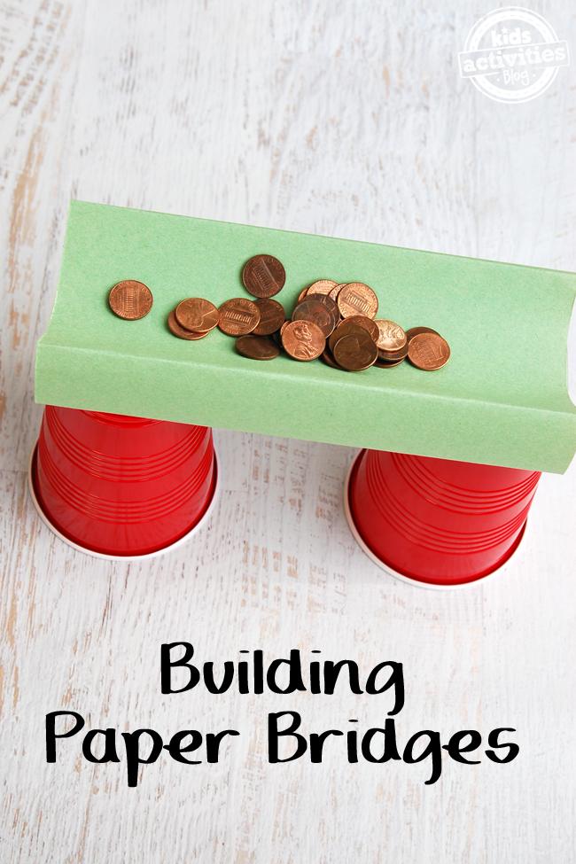 Building Paper Bridges