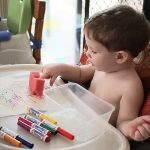 Wet Paper Towel Creations by Creative Play Central