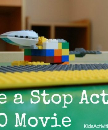 Stop Action: {Easy} Movie Making with LEGOs