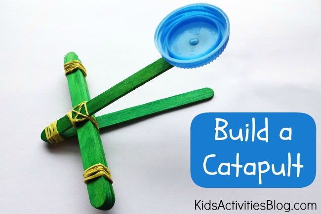 Launch Something: Build a Catapult!