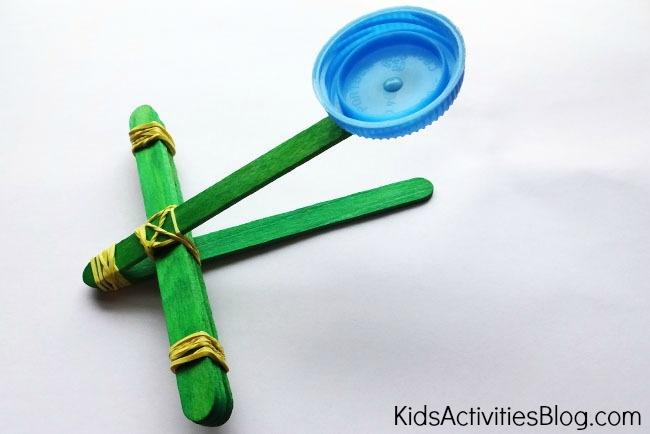 math activities for kids catapult for measurement activities