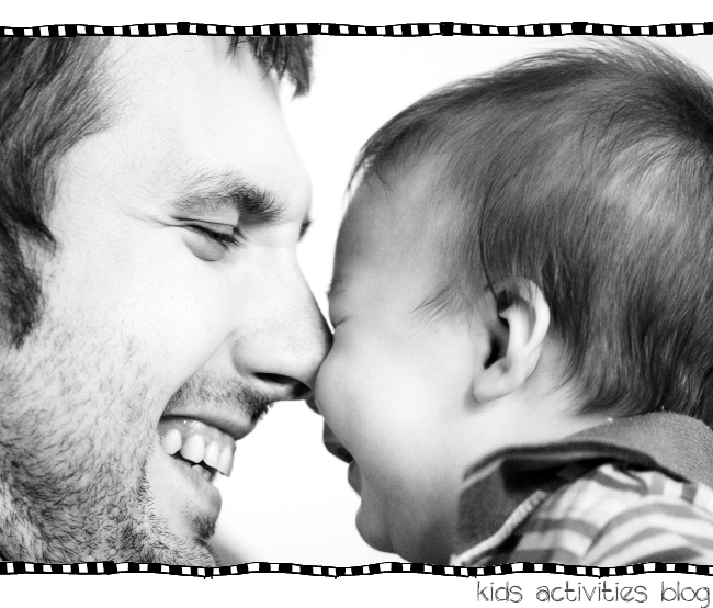 For Dads: 25 Ways to Connect with Kids
