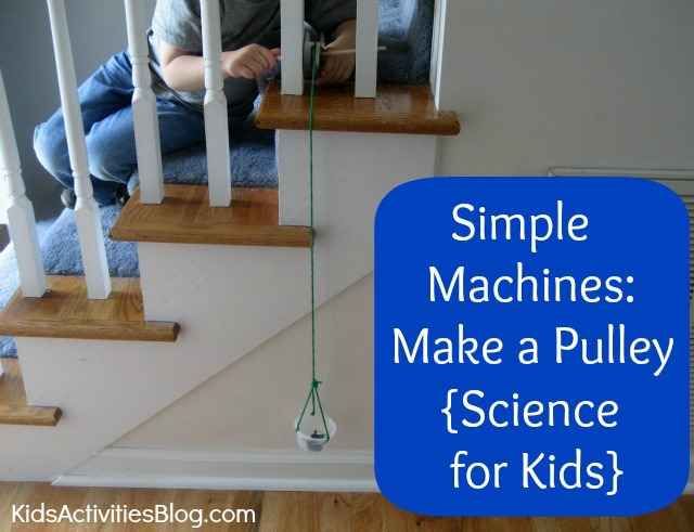 simple machine science projects