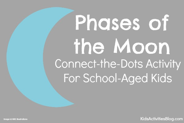 Phases of the Moon: Moon Activities {and a free printable!}