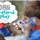 10 Ideas to Ignite Pretend Play