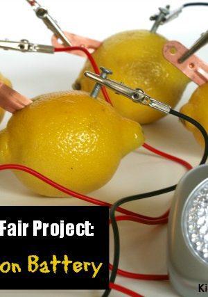 Great science fair project: Make a Lemon Battery {Lemon Power!}
