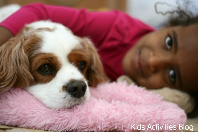 5 reasons pet ownership if good for kids