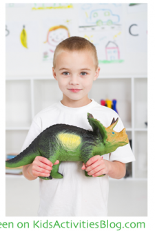 7 Playful Dinosaur Activities