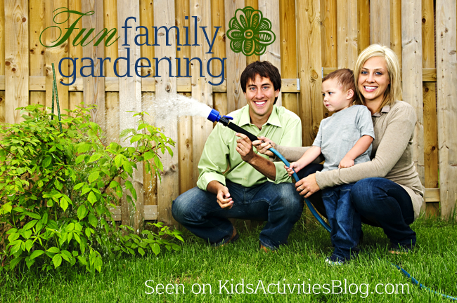 7 Fun Family Gardening Projects