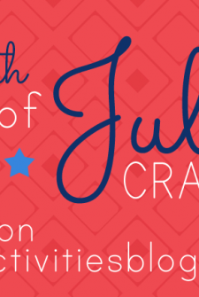 8 {Fun and Creative} 4th of July Crafts