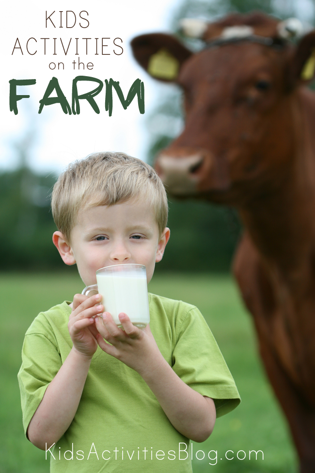 5 Kids Activities on the Farm