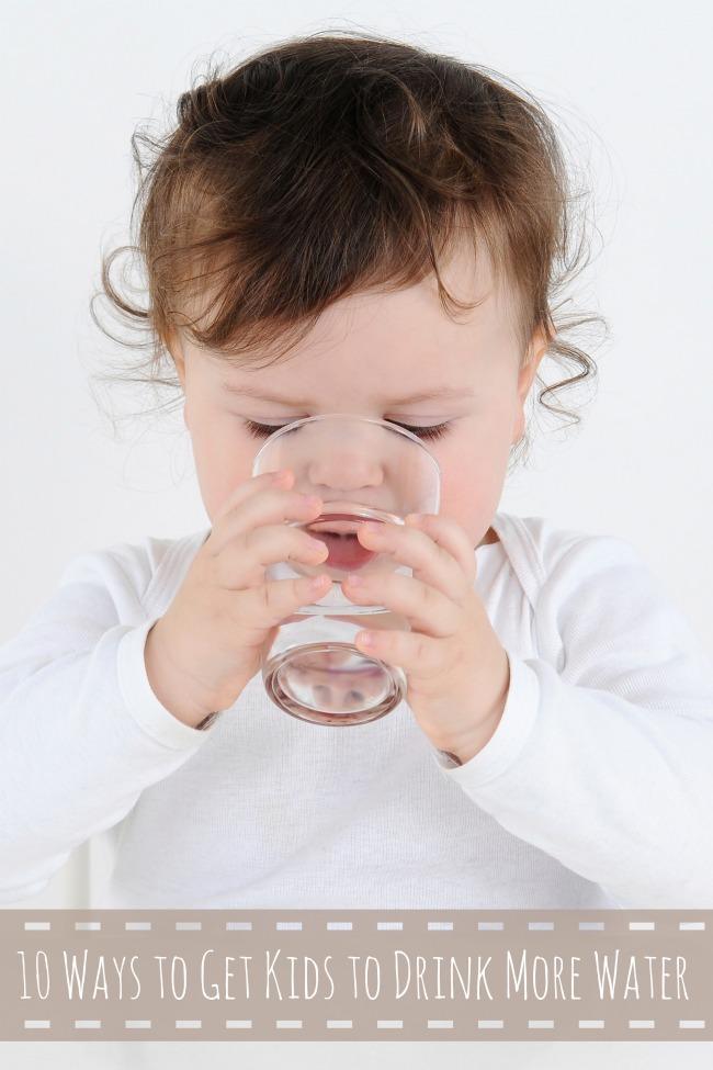10 Ways to Get Kids to Drink More Water - Kids Activities Blog