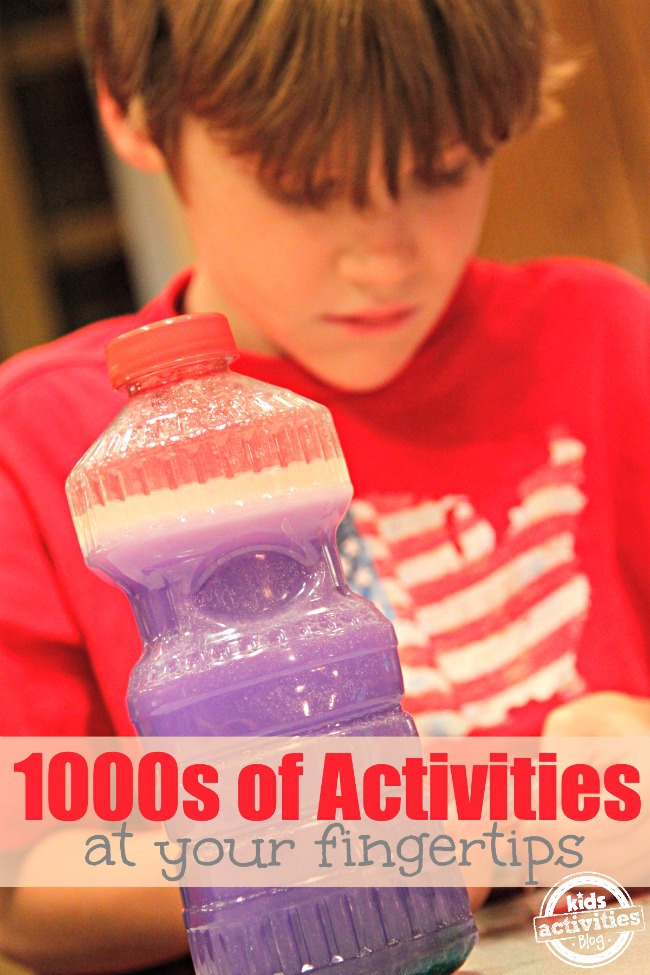 1000s of Activities at Your Fingertips with The Little App - Kids Activities Blog