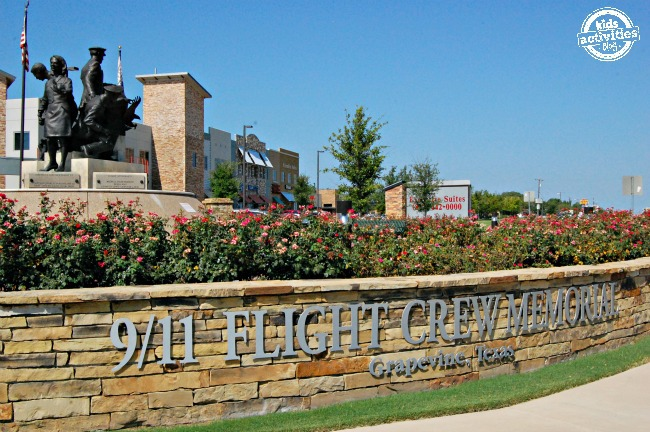911 flight crew memorial