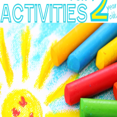 40+ Fun Activities for 2 Year Olds That They Will Love