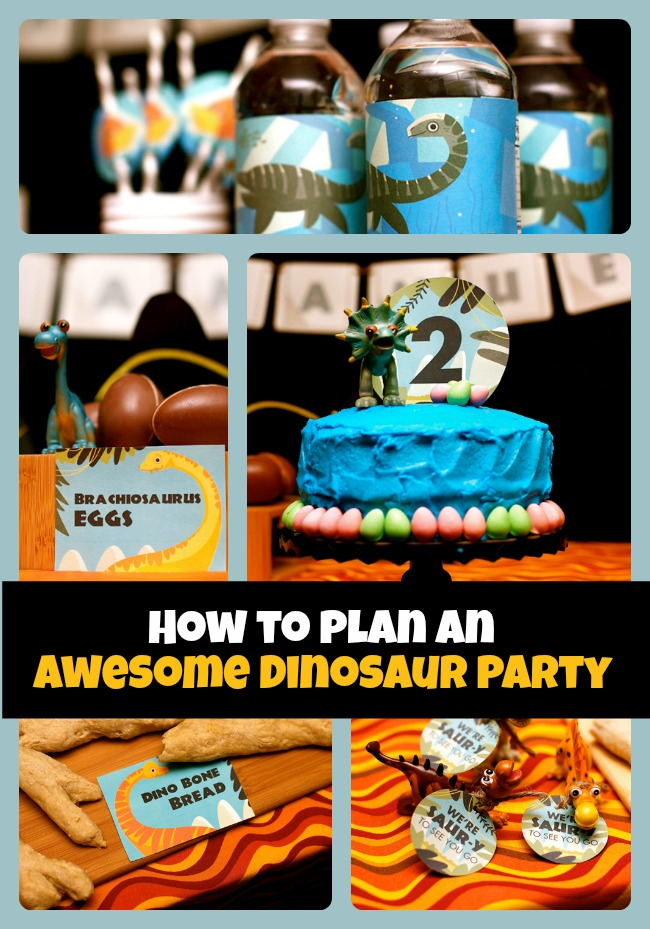 Dinosaur-Birthday-Party-Ideas