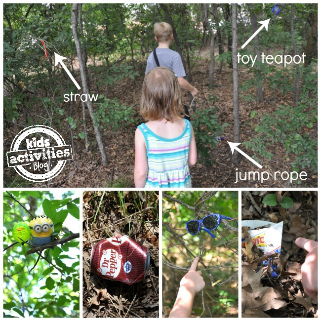 Kids in Nature: Explore an Unnatural Trail