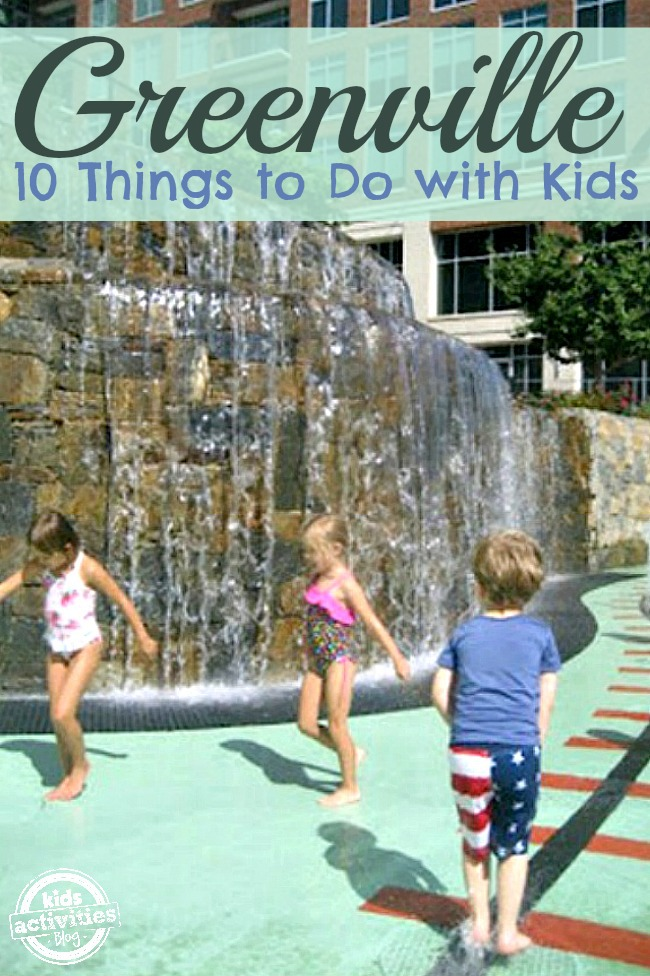 Things to Do with Kids in Greenville South Carolina