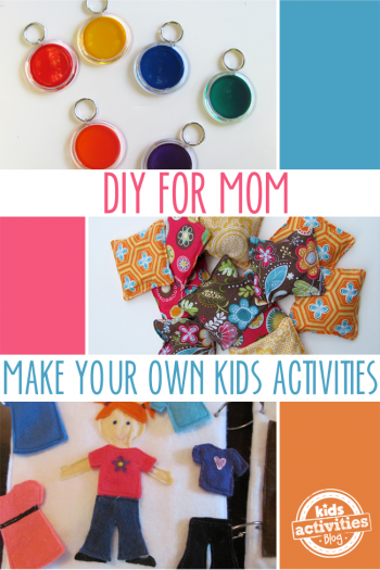 Make your own kids activities - Kids Activities Blog