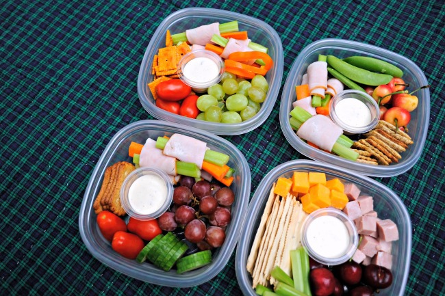 Fancy Backyard Picnic - Hidden Valley Ranch