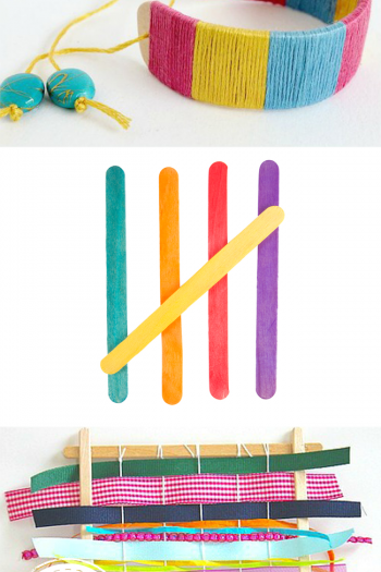 6 Fun Craft Stick Projects