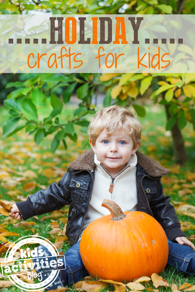 9 Holiday Crafts For Kids