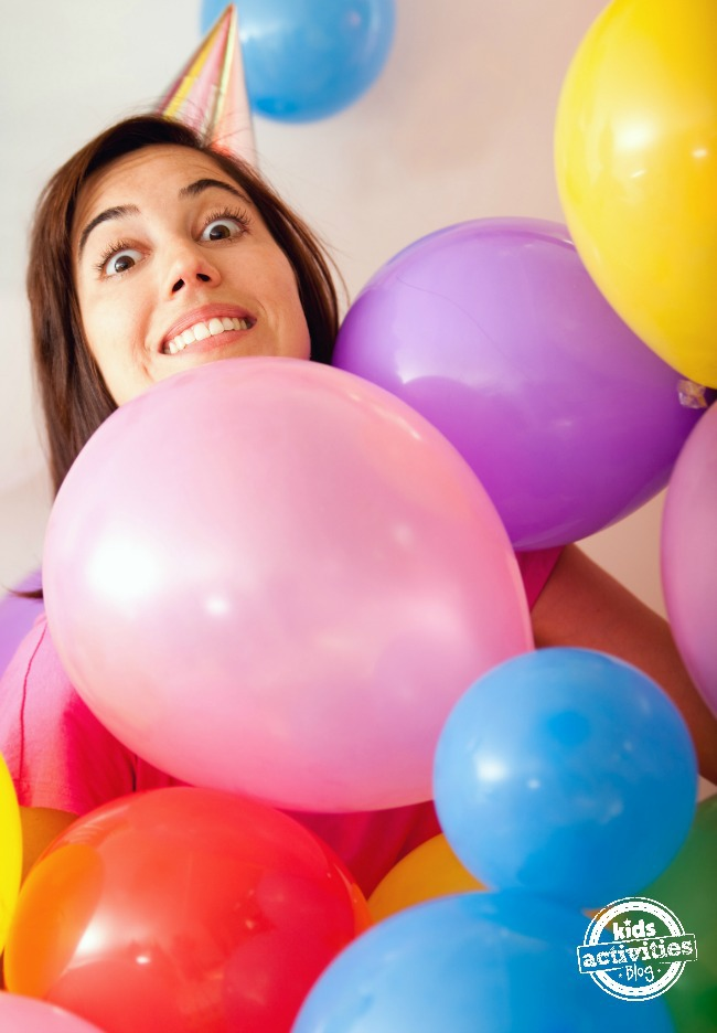 5 tips for kids parties