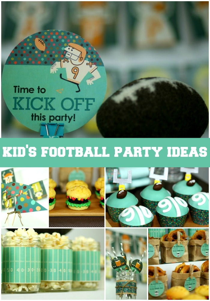 Easy Food Ideas For Football Party