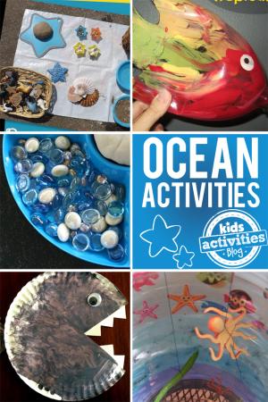 8 Fun Ocean Activities