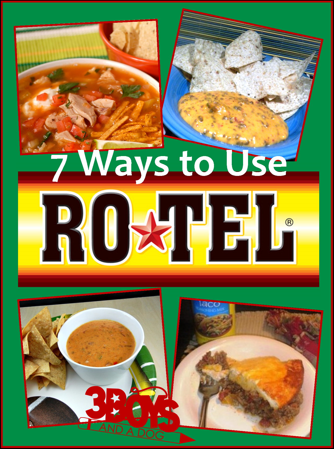 Easy rotel tomato recipes