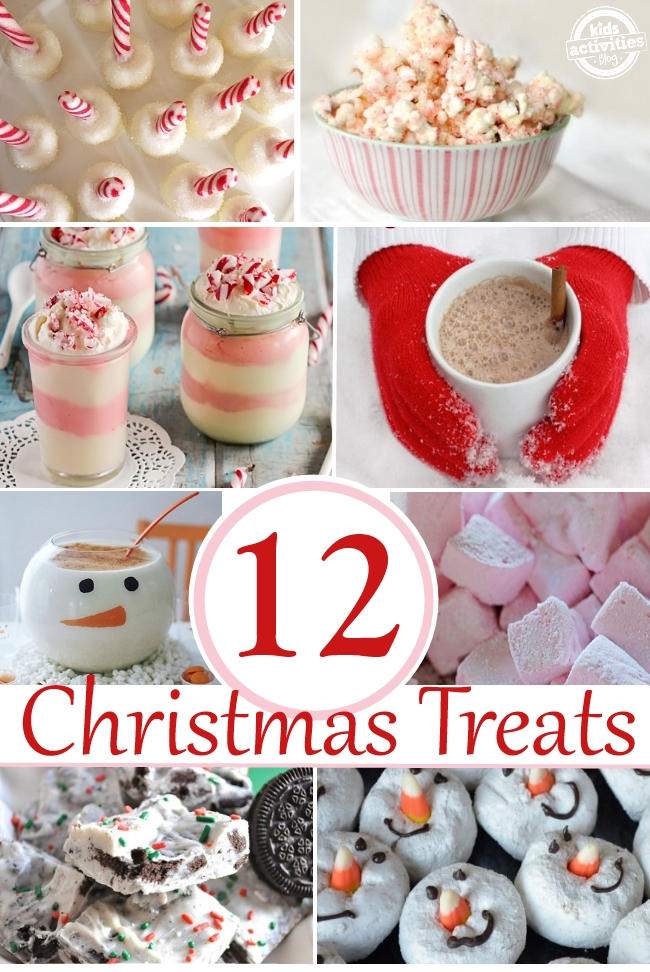 12 Tasty Christmas Treats