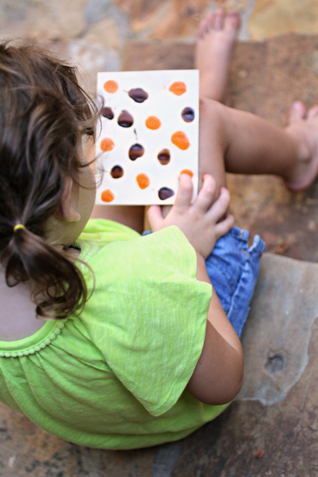 Homemade Scratch and Sniff Paint for Kids