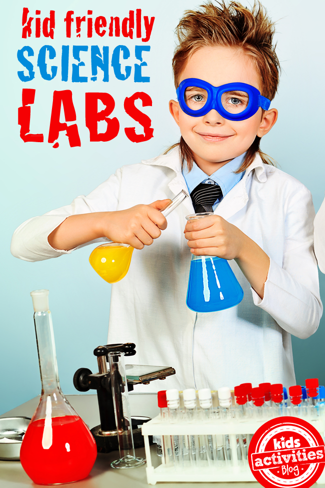 science lab labs activities kid friendly experiments projects scientist fun safety experiment cool project children kidsactivitiesblog jokes summer learning preschool