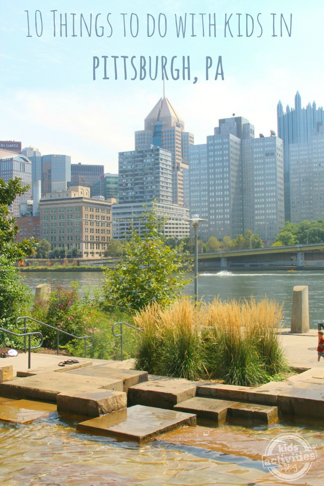 Downtown Pittsburgh Things To Do Kids