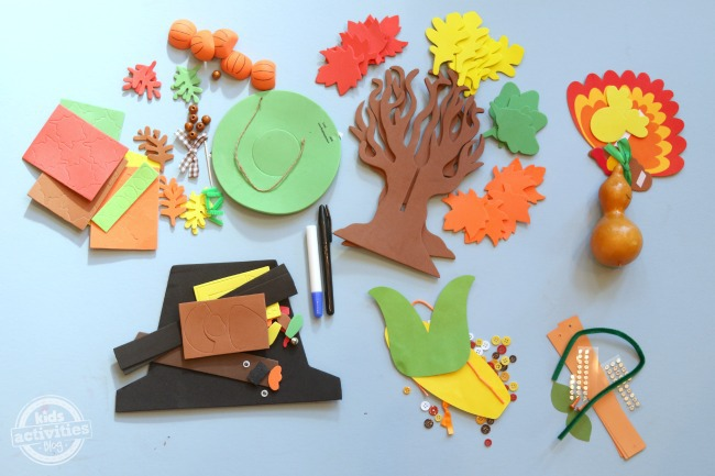 Carefree Crafts Subscription Box for Kids - Kids Activities Blog