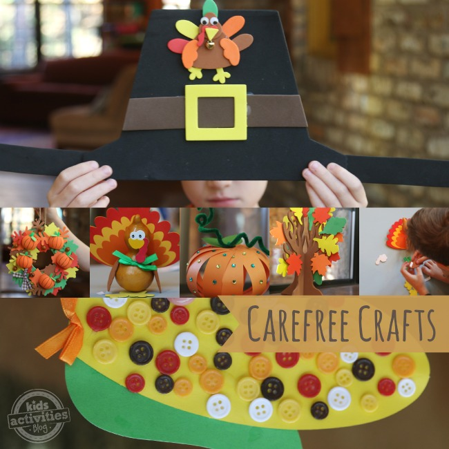 Carefree Crafts Subscription Craft Kit for Kids - Kids Activities Blog