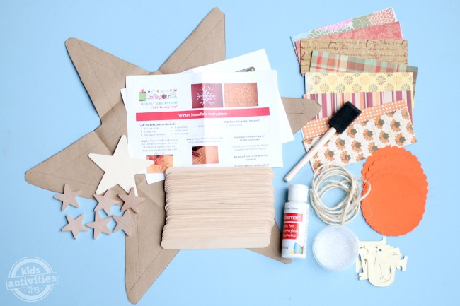 Crafting Our Kids Craft Subscription Box for Kids - Kids Activities Blog