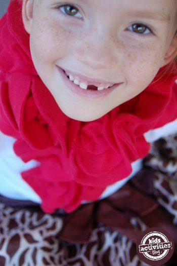 DIY Scarf that Kids Can Make - Kids Activities Blog