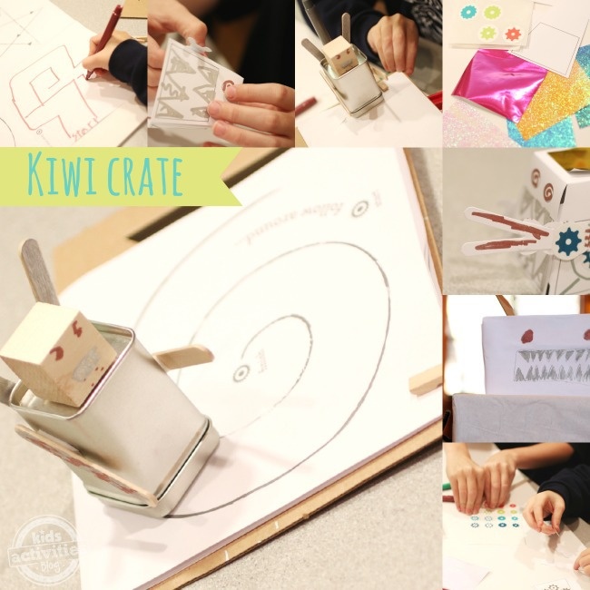 Kiwi Crate Craft Subscription for Kids - Kids Activities Blog