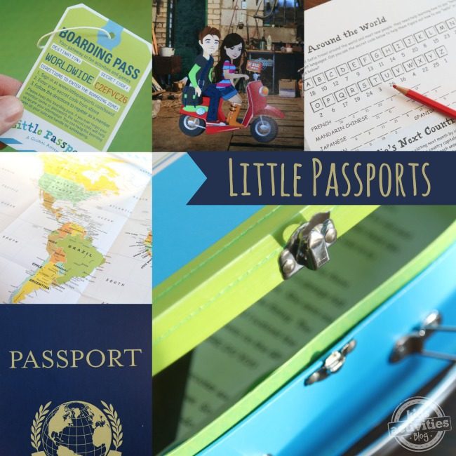 Little Passports Subscription for Kids - Kids Activities Blog